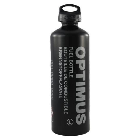 Optimus Tactical Brennstoffflasche L 1.0 L schwarz