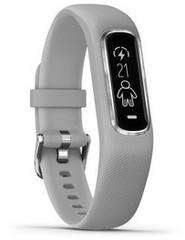 Умные часы Garmin Vivosmart 4 , Silver , S/M
