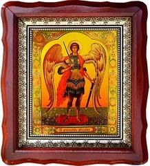 Михаил Архангел. Печатная икона.
