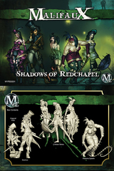 Shadows of Redchapel. Seamus Box Set
