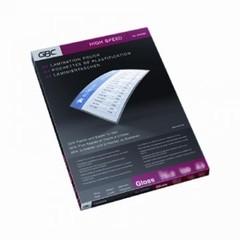 Заготовка для ламинирования GBC A4, 75мкм скоростн. 100шт/уп.