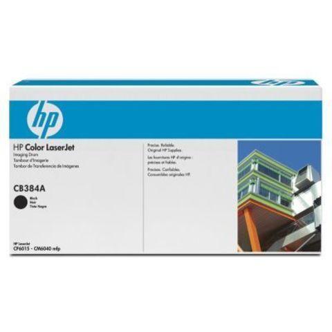 Картридж HP CB384A black - барабан передачи изображений для HP Color LaserJet CP6015, CM6030, CM6030f, CM6040, CM6040f (барабан черный, 35000 стр.)
