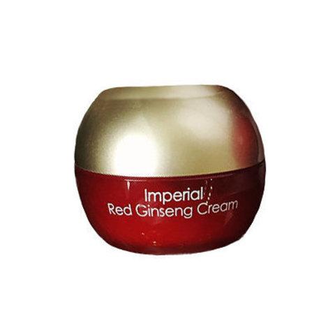 Омолаживающий крем с муцином улитки Ottie Imperial Red Ginseng Snail Cream 10 мл