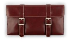 Сумка-клатч через плечо Moshi Treya Clutch - Burgundy Red красный