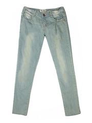 5536 джинсы женские, голубые