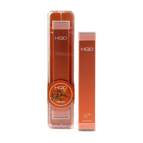 Одноразовая электронная сигарета HQD Ultra Stick Cinnamon (Корица)