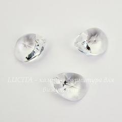 6128 Подвеска Сваровски Капля Crystal  (12 мм)