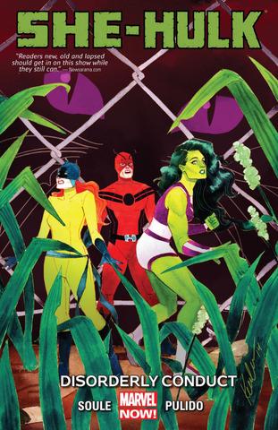 She-Hulk TPB #2 Disorderly Conduct (Marvel Now)