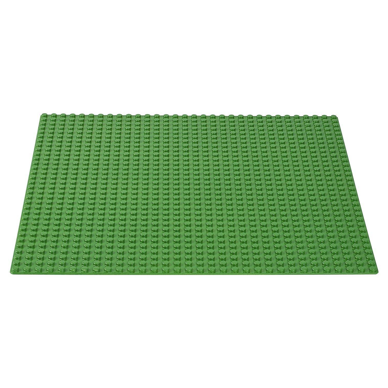 Конструктор LEGO Classic Строительная пластина зеленого цвета (10700)