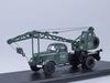 1:43 ЛАЗ-690 (Зил-164) Автокран (зеленый)