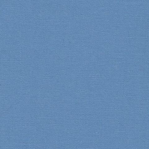 Простыня на резинке 180x200 Сaleffi Tinta Unito с бордюром синяя