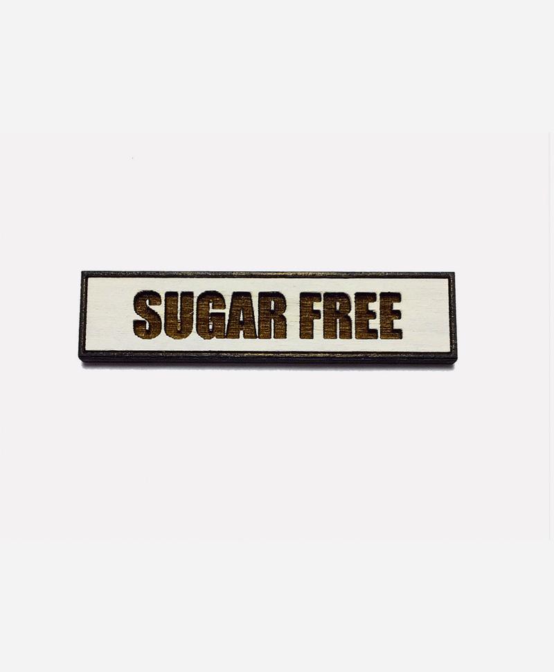 Брошь Sugar free
