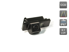 Камера заднего вида для Nissan Note Avis AVS326CPR (#063)