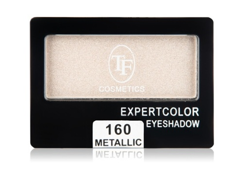 ТФ Тени с эф. металлик т.160 Eyeshadow Mono CTE-20M  Golden Pear