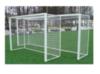 Ворота алюминиевые мини-футбол/гандбол 2х3 м (пара)