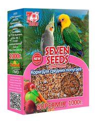 Корм для средних попугаев Seven Seeds Supermix