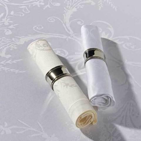 Салфетки 2 шт Curt Bauer Silhouette белые