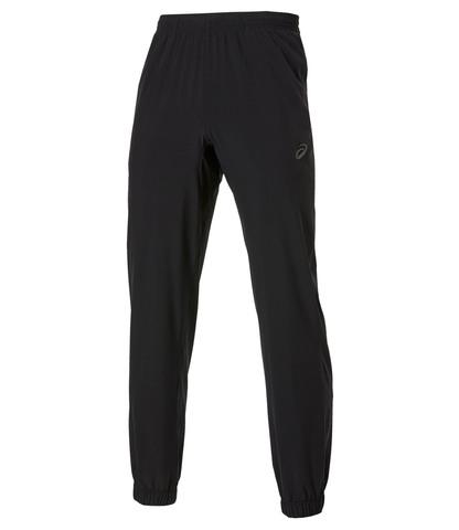 Мужские спортивные брюки Asics Woven Pant (125099 0904) черные
