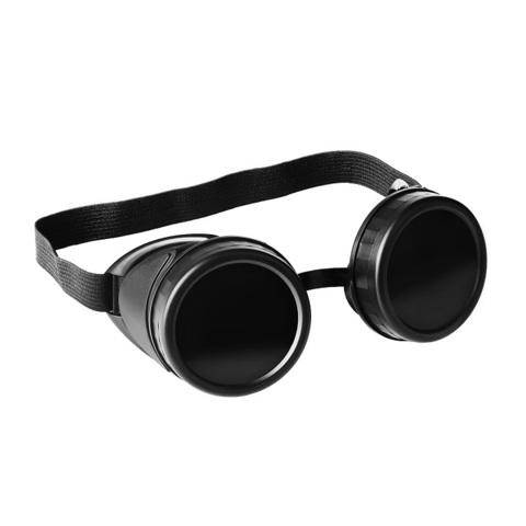 Очки СИБИН газосварщика, пластиковый корпус, минеральное стекло