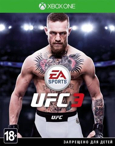Microsoft Xbox One UFC EA Sports 3 (русские субтитры)