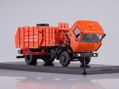 KAMAZ-43253 MKM-4503 orange 1:43 Start Scale Models (SSM)