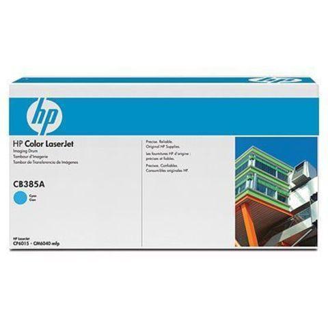 Картридж HP CB385A cyan - барабан передачи изображений для HP Color LaserJet CP6015, CM6030, CM6030f, CM6040, CM6040f (барабан голубой, 35000 стр.)