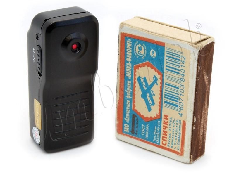 Мини видеорегистратор Ambertek MD80XL