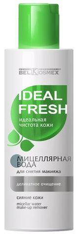 BelKosmex Ideal fresh Мицеллярная вода для снятия макияжа деликатное очищение сияние кожи 150мл