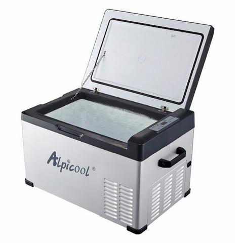 Компрессорный автохолодильник Alpicool ACS-30 (12V/24V/220V, 30л)