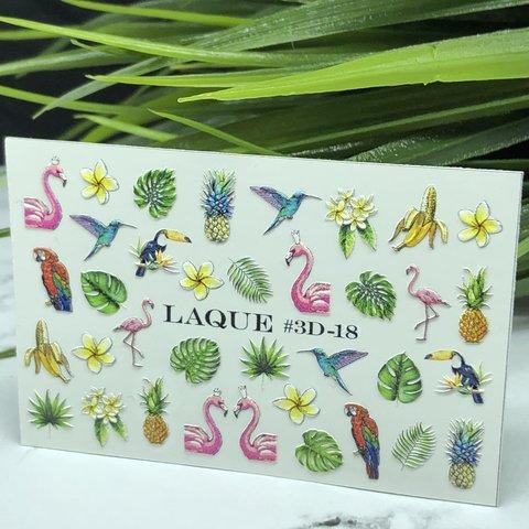 LAQUE Cлайдер дизайн #3D-18