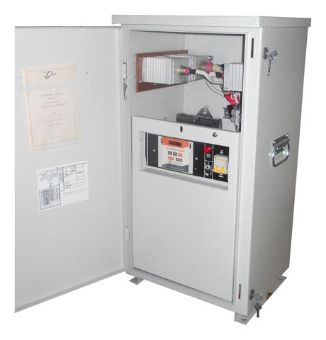 Станция катодной защиты УКЗТ-АУ ОПЕ ТМ-GSM 0,6 У1 с телемеханикой