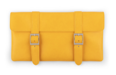 Сумка-клатч через плечо Moshi Treya Clutch - Canary Yellow желтый