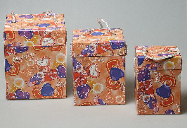 Подарочная коробка  818060 L