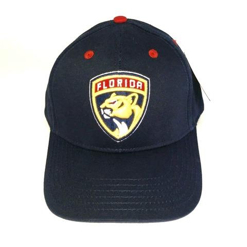 Кепка Флорида синяя (Бейсболка Florida Panthers)