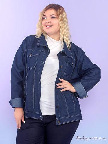 Джинсовая куртка Мики