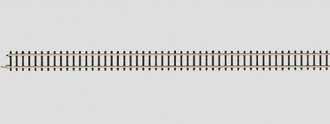 Прямой рельс 220 мм (за 1 шт) MARKLIN 8505