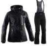 Женский горнолыжный костюм 8848 Altitude Aruba/Poppy (696908-668608)