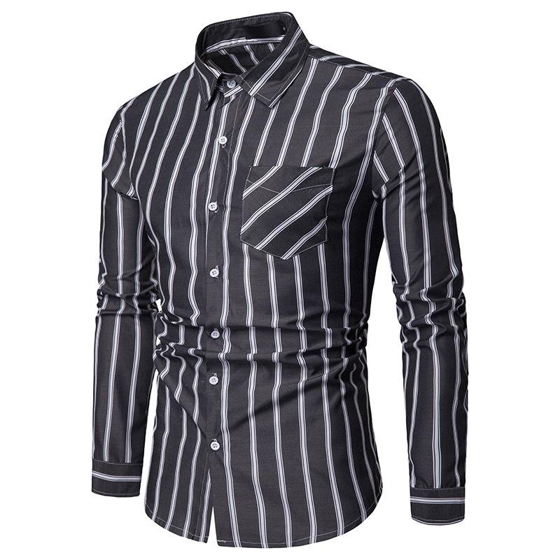 мужские рубашки Мужская рубашка Slim Fit 10156509914_289076766.jpg