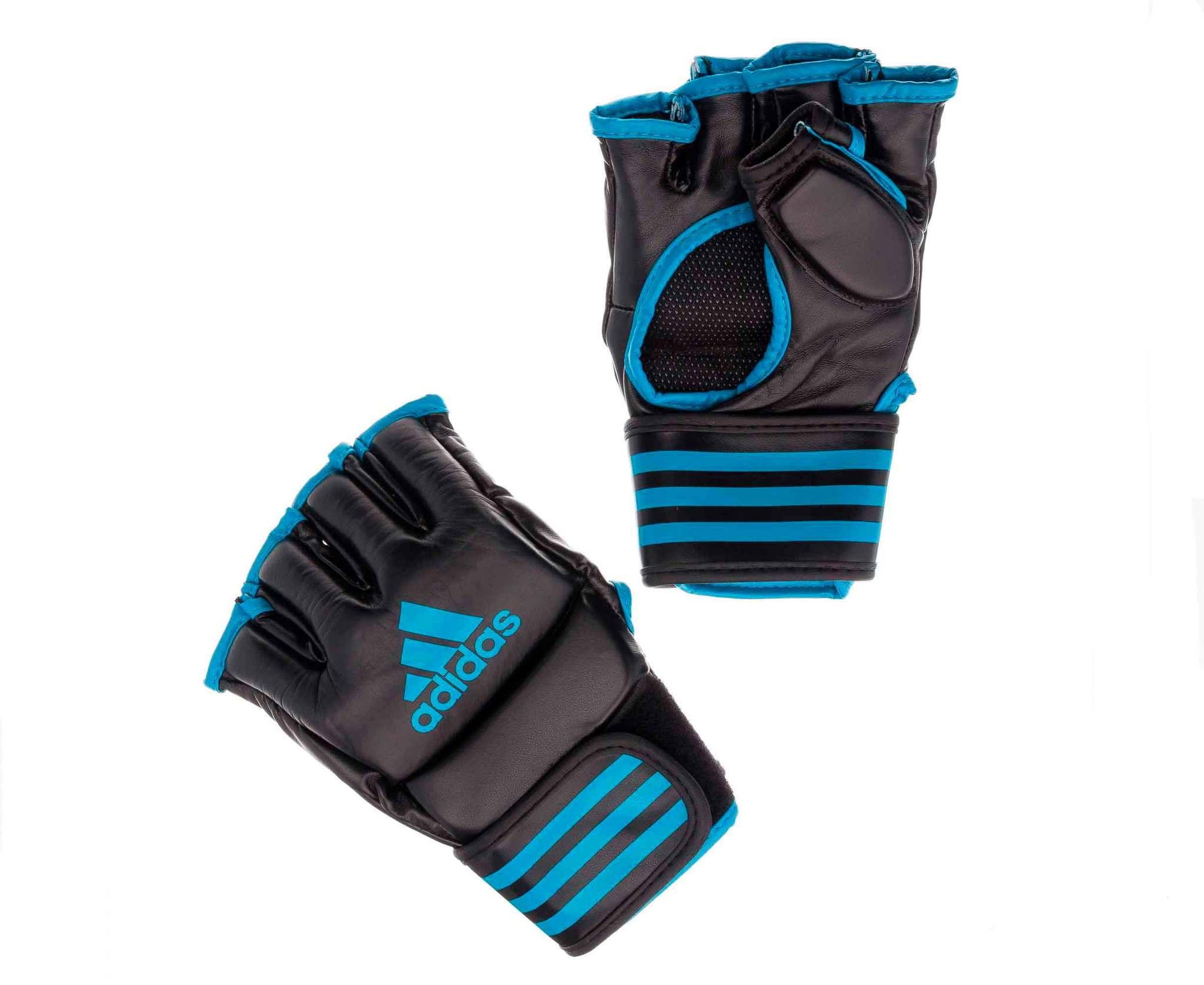 ММА перчатки Перчатки для смешанных единоборств MMA Competition Training Gloves perchatki_dlya_smeshannykh_edinoborstv_competition_training_cherno_sinie.jpg