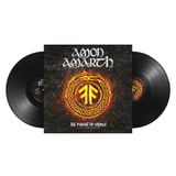 Amon Amarth / The Pursuit Of Vikings: 25 Years In The Eye Of The Storm (2LP)