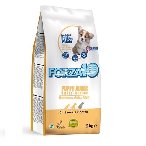 Forza10 Puppy Junior Pollo/pat.  (курица, картофель) 30/16