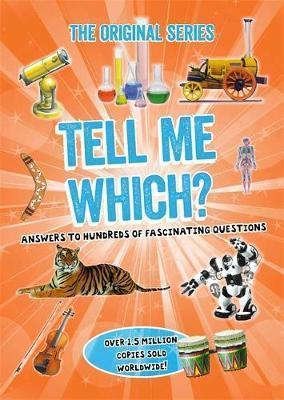 Kitab Tell Me Which? | Bounty