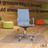 Защитный коврик под кресло 900x1200 мм шагрень 1,8 мм