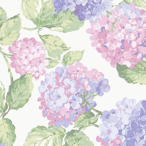Обои Aura English Florals G34312, интернет магазин Волео