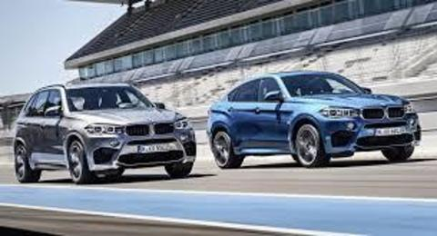 Фильтра BMC FB866/04 BMW X 5 (F15), X 6 (F16) 50 iX (Full Kit)