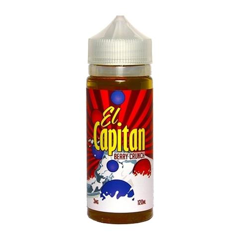 Carter Elixirs - EL CAPITAN 120мл