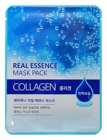Тканевая маска с коллагеном Juno Jluna Real Essence Mask Pack, Collagen
