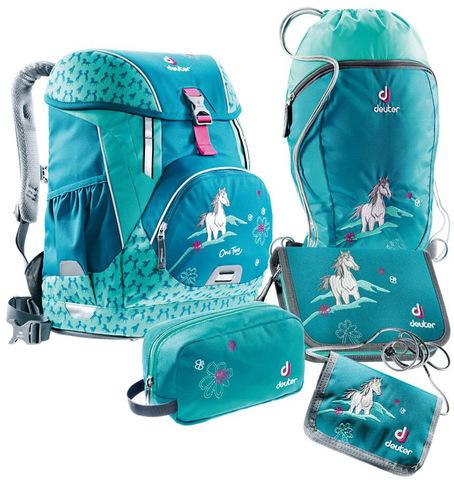 рюкзак школьный Deuter Onetwo Set (5 Предметов)
