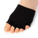 Женские полуносочки «5 пальцев» с открытыми пальцами