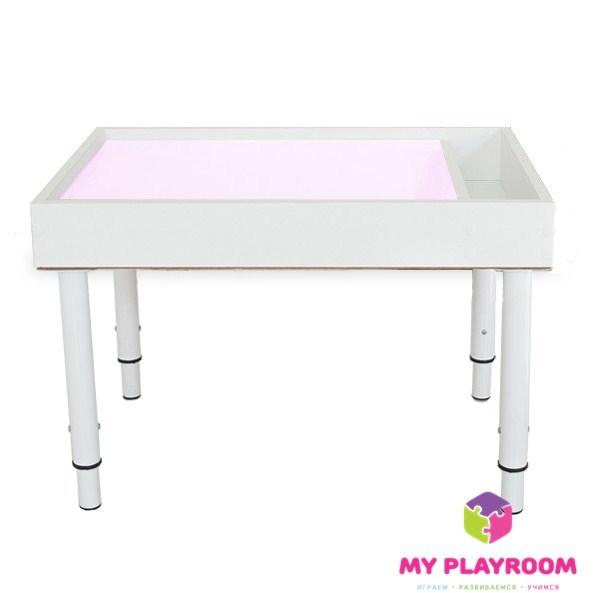 Столик для рисования песком Myplayroom + ножки